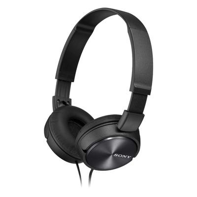 Sony MDR-ZX310 Headset - Zwart