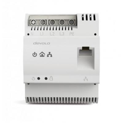 Devolo powerline adapter: dLAN pro 1200 DINrail - Wit