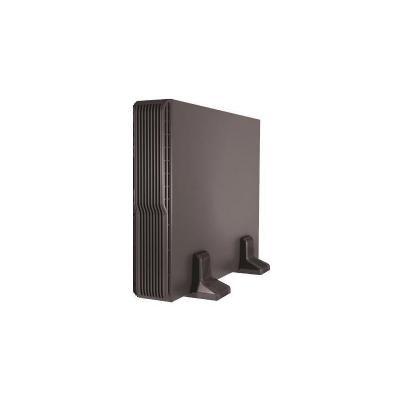 Emerson : Battery cabinet for GXT4-700RT230E/GXT4-1000RT230E/GXT4-1500RT230E/GXT4-2000RT230E - Zwart