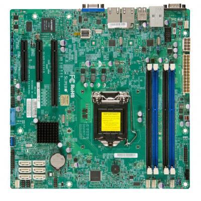 Supermicro MBD-X10SLH-F-O server/werkstation moederbord