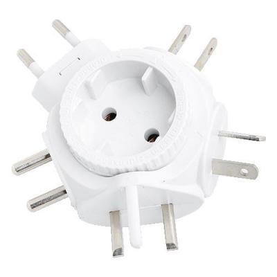 LogiLink PA0054 stekker-adapter