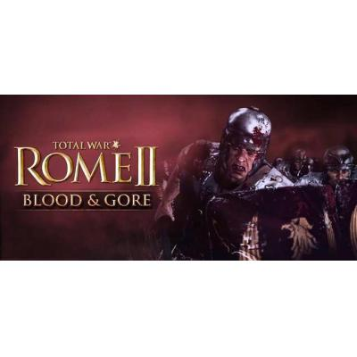 Sega : Total War: ROME II - Blood & Gore