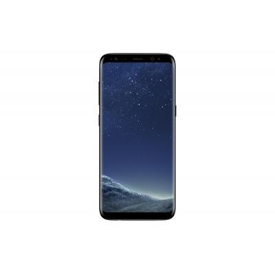 Samsung smartphone: Galaxy S8 Midnight Black Enterprise Edition - Zwart 64GB