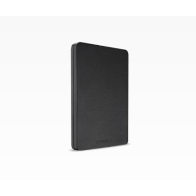 Toshiba Canvio Alu 2 TB Externe harde schijf - Zwart