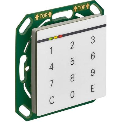 Kentix DoorLock-WA-IP expansion reader flush-mount (MIFARE® DESFire) for KXC-WA2/3-IP1 - Wit