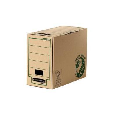 Fellowes archiefdoos: Bankers Box Earth Series transfer archiefdoos - Bruin