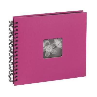 """Hama album: """"Fine Art"""" Spiralbound Album, 36x32/50, pink - Roze"""