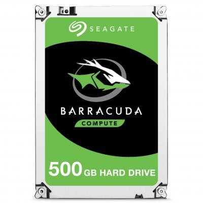 Seagate interne harde schijf: Barracuda 500GB SATAIII (Open Box)