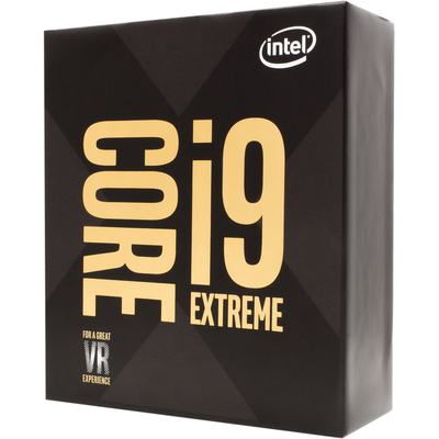 Intel processor: Core i9-9980XE