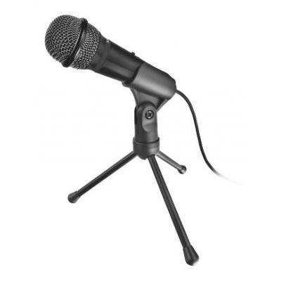 Trust microfoon: STARZZ - Zwart