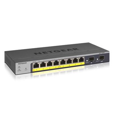 Netgear GS110TP-300EUS netwerk-switches
