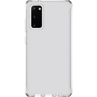 ITSKINS Spectrum Backcover Samsung Galaxy S20 FE - Transparant - Transparant / Transparent Mobile phone case
