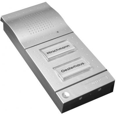 Agfeo deurintercom installatie: TFE 2 - Zilver