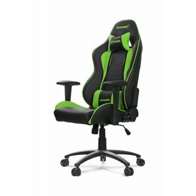Akracing stoel: Nitro Gaming Chair Green