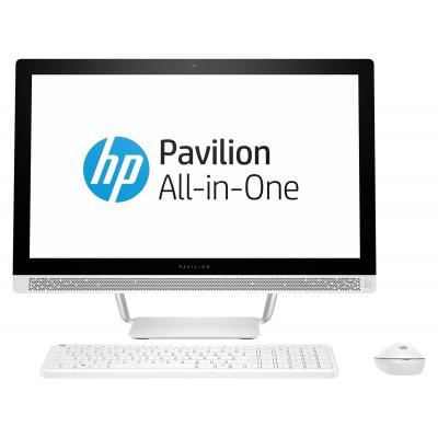 Hp all-in-one pc: Pavilion 24-b241nd - Wit