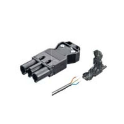 Bachmann woodworking supply: Appliance plug w / screw terminal, GST18