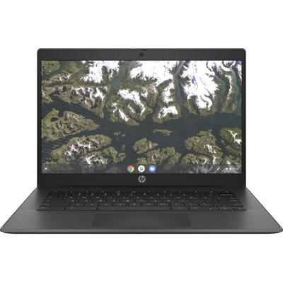 HP Chromebook 14 G6 touch 14 inch Celeron N4120 8GB 64GB Laptop - Grijs