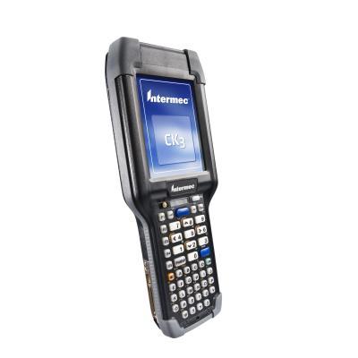 Intermec barcode scanner: scan handle CK3 - Zwart, Blauw