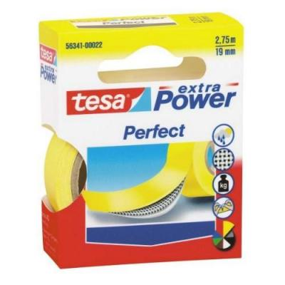 TESA 56341 Plakband - Geel