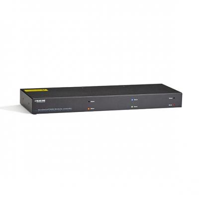Black box modulaire apparaataccessoire: DKM HD Video and Peripheral Matrix Switch Modular Housing - 6-Slot Chassisб .....