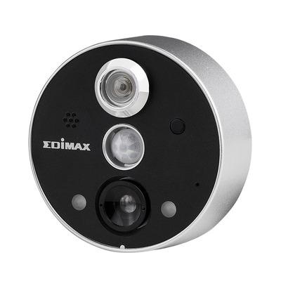 Edimax IC-6220DC Beveiligingscamera - Zwart, Wit
