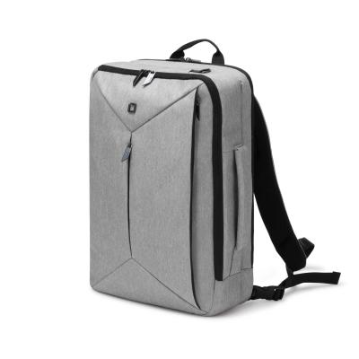 Dicota Dual EDGE, 14.5L, Light Grey Rugzak - Grijs