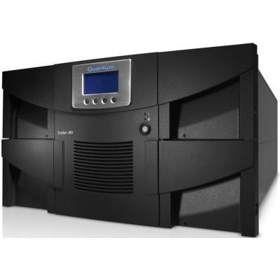 Quantum tape autoader: Scalar i80 - Zwart