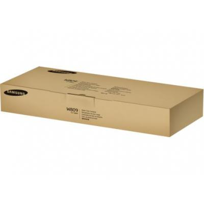 Samsung toner collector: CLT-W809 - Zwart, Cyaan, Magenta, Geel