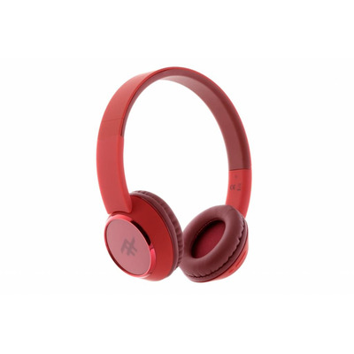 IFROGZ Coda Wireless Headphones - Rood / Red Mobile phone case