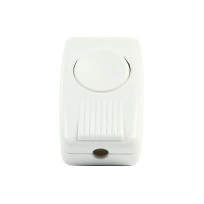 Hq stekker-adapter: 16A, 90°, Wit