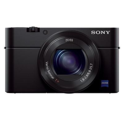 Sony digitale camera: Cyber-shot DSC-RX100M3 - Zwart