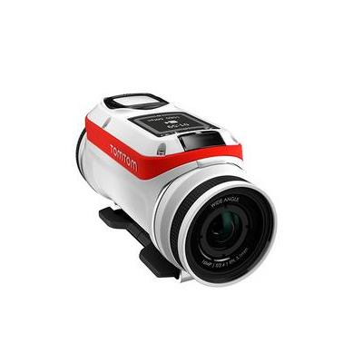 Tomtom actiesport camera: BANDIT ACTION CAMERA - Rood, Wit