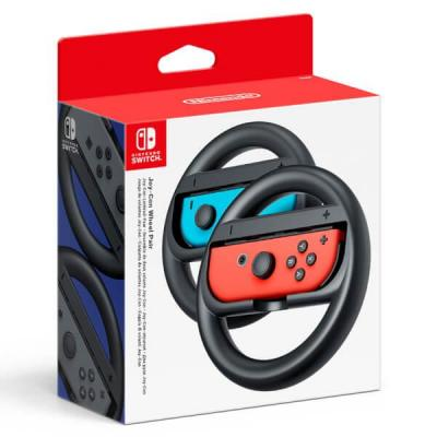 Nintendo : Switch Joy-Con Wheel Pair - Zwart