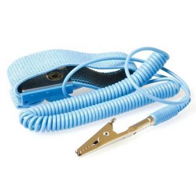 Intronics SK230 (Anti-statische polsband) Anti-statische polsband - Blauw