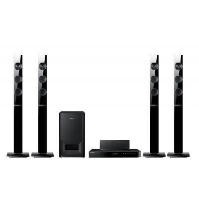 Samsung home cinema system: HT-J5150 - Zwart