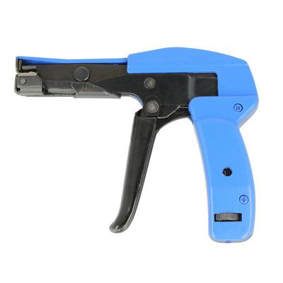 DeLOCK Cable tie installation tool blue / black Tang - Zwart,Blauw