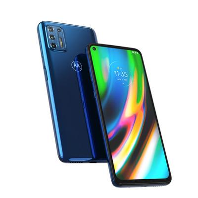 Motorola Moto G G9 Plus Smartphone - Blauw 128GB