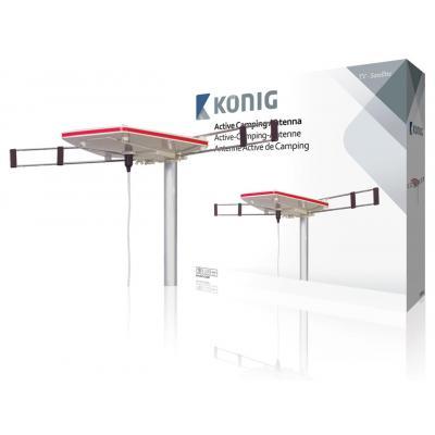 König signaalversterker TV: KN-ANT-CAMP