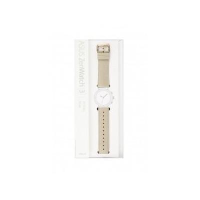 Asus horloge-band: ZenWatch 3 strap (WI503Q) - Beige