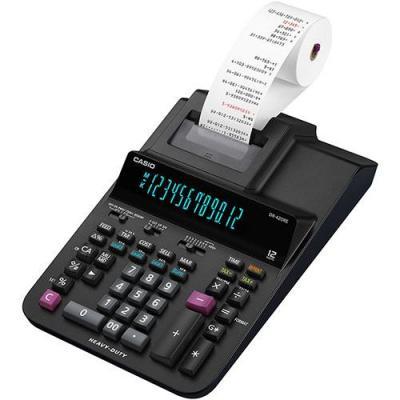 Casio DR-420RE Calculator - Zwart