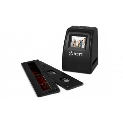 Ion audio scanner: Film 2 SD Plus - Zwart