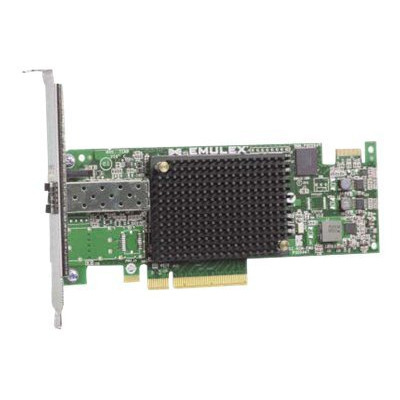 IBM Emulex 16Gb FC 1-port HBA Netwerkkaart