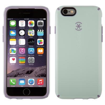 Speck apparatuurtas: iPhone 6 / 6s CandyShell (Overcast Blue / Heather Purple)