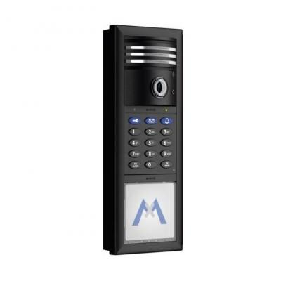 Mobotix deurintercom installatie: MX-T25-SET3 - Zwart