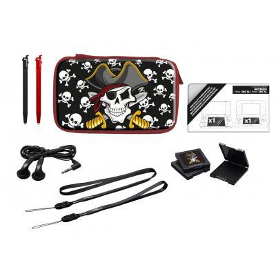 Bigben interactive spel accessoire: Nintendo New 2DS XL accessoirepakket voor N2DS XL en N3DS XL - Piraten - Multi .....