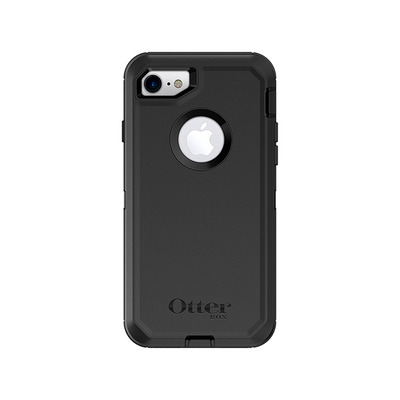 OtterBox Defender for iPhone 7 and iPhone 8 Mobile phone case - Zwart