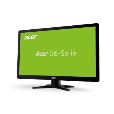 Acer monitor: G6 G246HLG - Zwart
