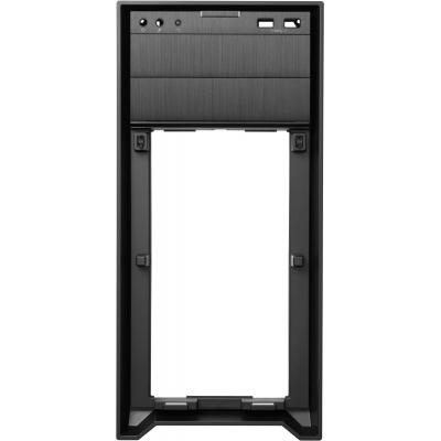 Corsair 350D Front Panel Fascia (No Dust Filter/ No Aluminum Plate) Computerkast onderdeel - Zwart
