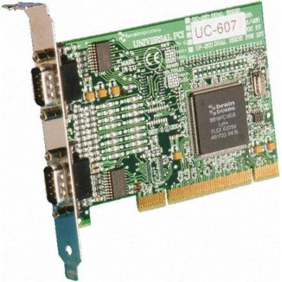 Brainboxes PCI 2 Port Photon RS232 Interfaceadapter