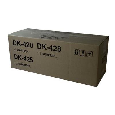 KYOCERA DK-420 Drum - Zwart